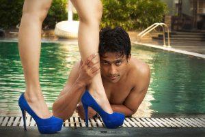 6 inch high heels